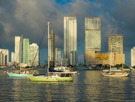 Sailing to Cartagena