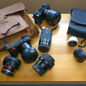 Focus on Travel Cameras
