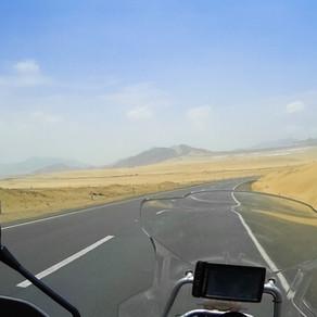 Barranca to Lima