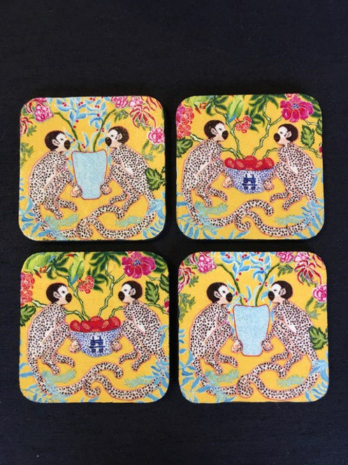 Decoupage Coasters