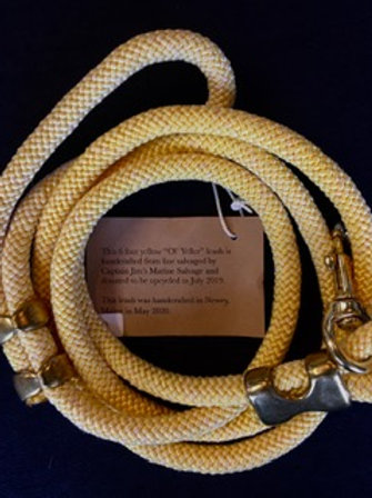 Dog Collar - Yellow
