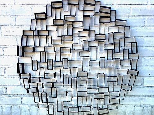 Wall Sculpture - Brutalism Period (1950-1970)