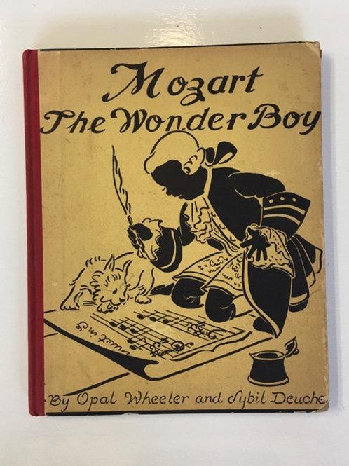 Mozart the WonderBoy