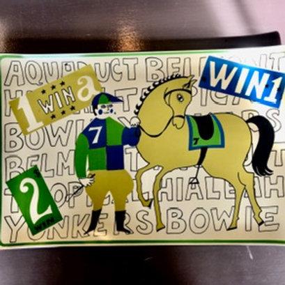 Racehorse Tray