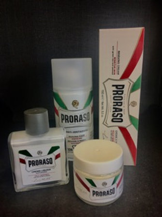 Proraso Shaving Products - Sensitive Skin