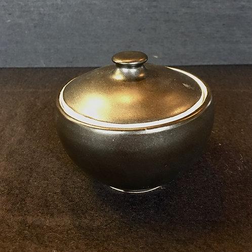 Pottery Sugar Bowl