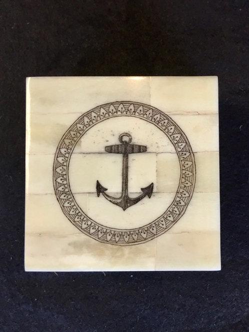 Scrimshaw Box