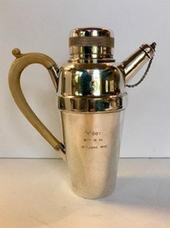 English Cocktail Shaker