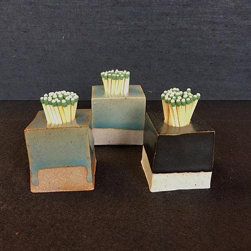 Pottery Match Cube
