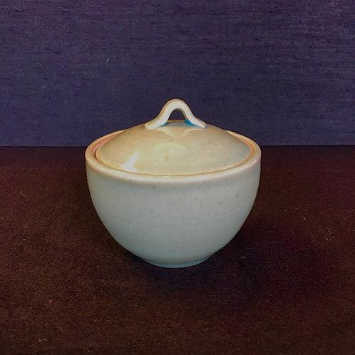 Celadon Sugar Bowl