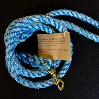 Dog Collar - Maine Blue