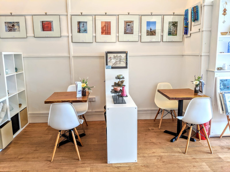 The Art House Cafe