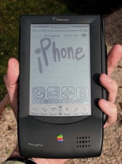 Ahead of its time: Apple Newton