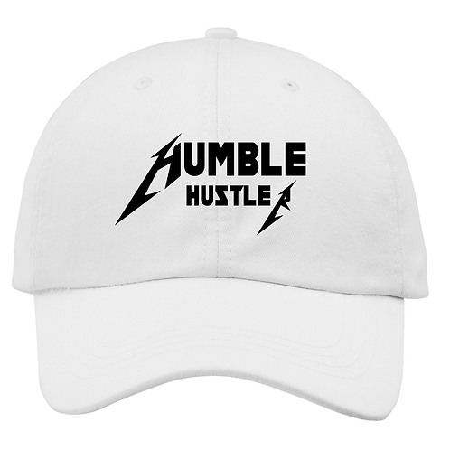 Humble Hustler Tour Logo Dad Cap