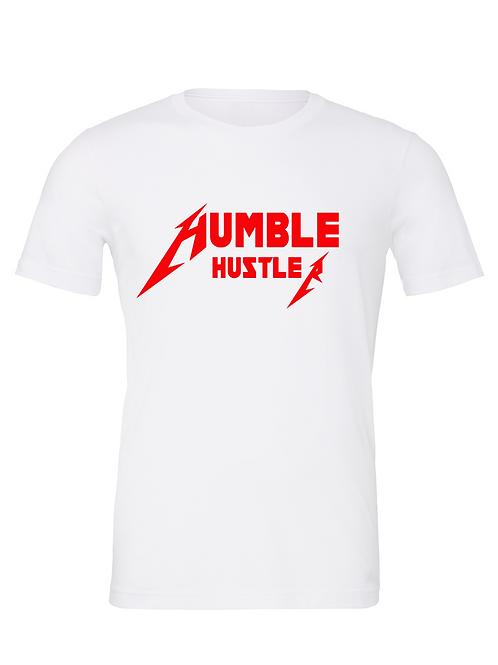 "HHC- Humble Hustler Reflective ""Tour"" Logo Tee"