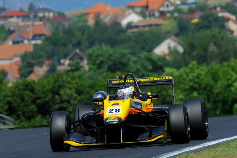 William Barbosa G EuroformulaOpen Hungaroring2014-1.jpg