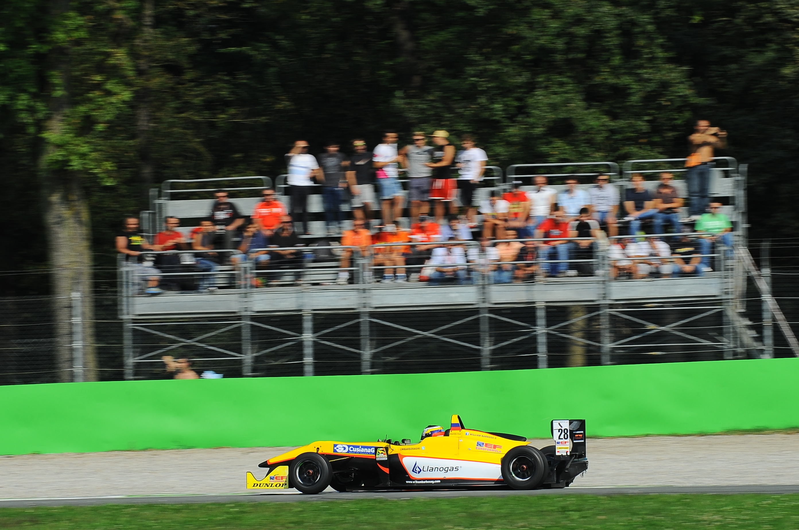 William Barbosa G  Euroformula Open Monza  2014_4.JPG