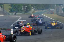 William Barbosa G EuroformulaOpen Hungaroring2014-5.jpg