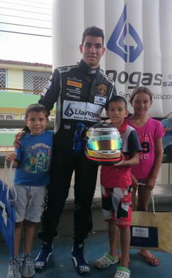 William Barbosa G. Polideportivo La Vainilla 2016_1