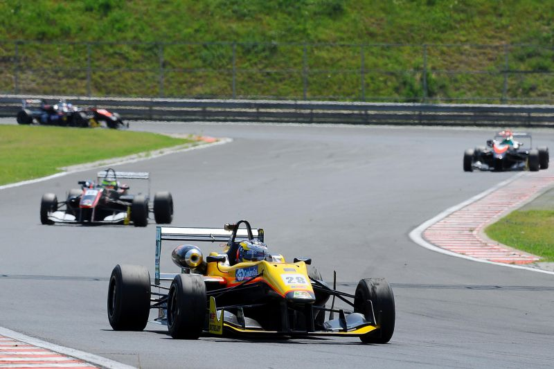 William Barbosa G EuroformulaOpen Hungaroring2014-23.jpg