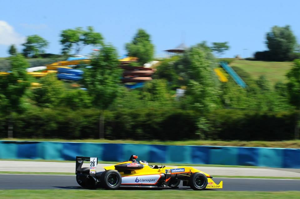 William Barbosa G EuroformulaOpen Hungaroring2014-34.jpg