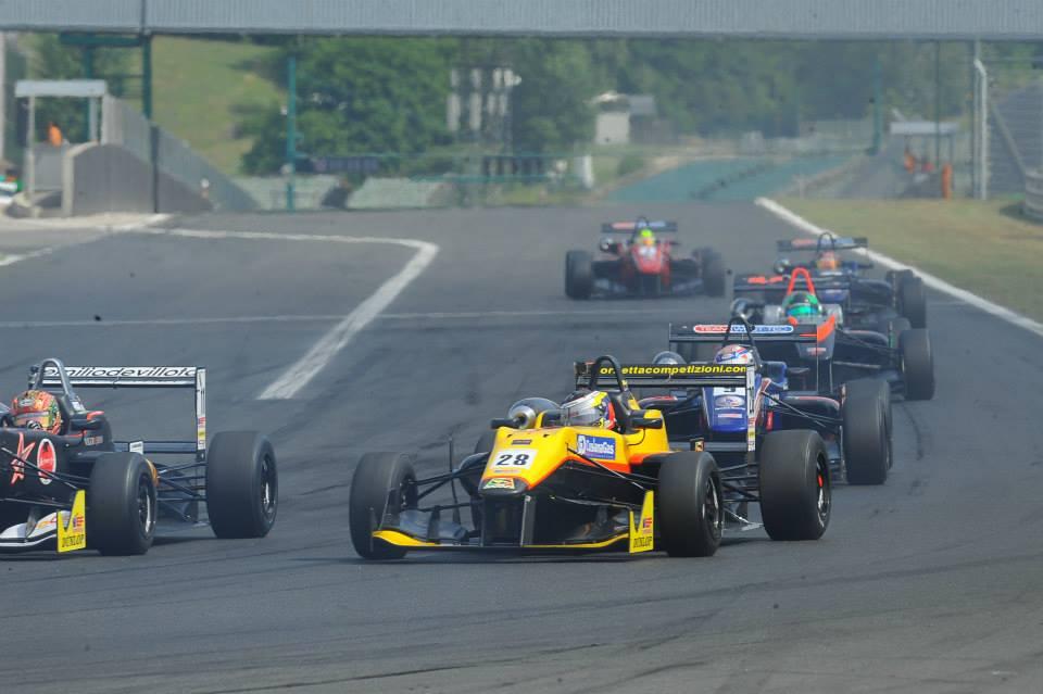 William Barbosa G EuroformulaOpen Hungaroring2014-50.jpg