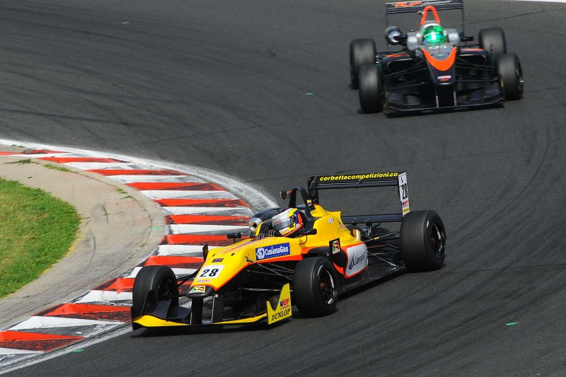William Barbosa G EuroformulaOpen Hungaroring2014-3.jpg