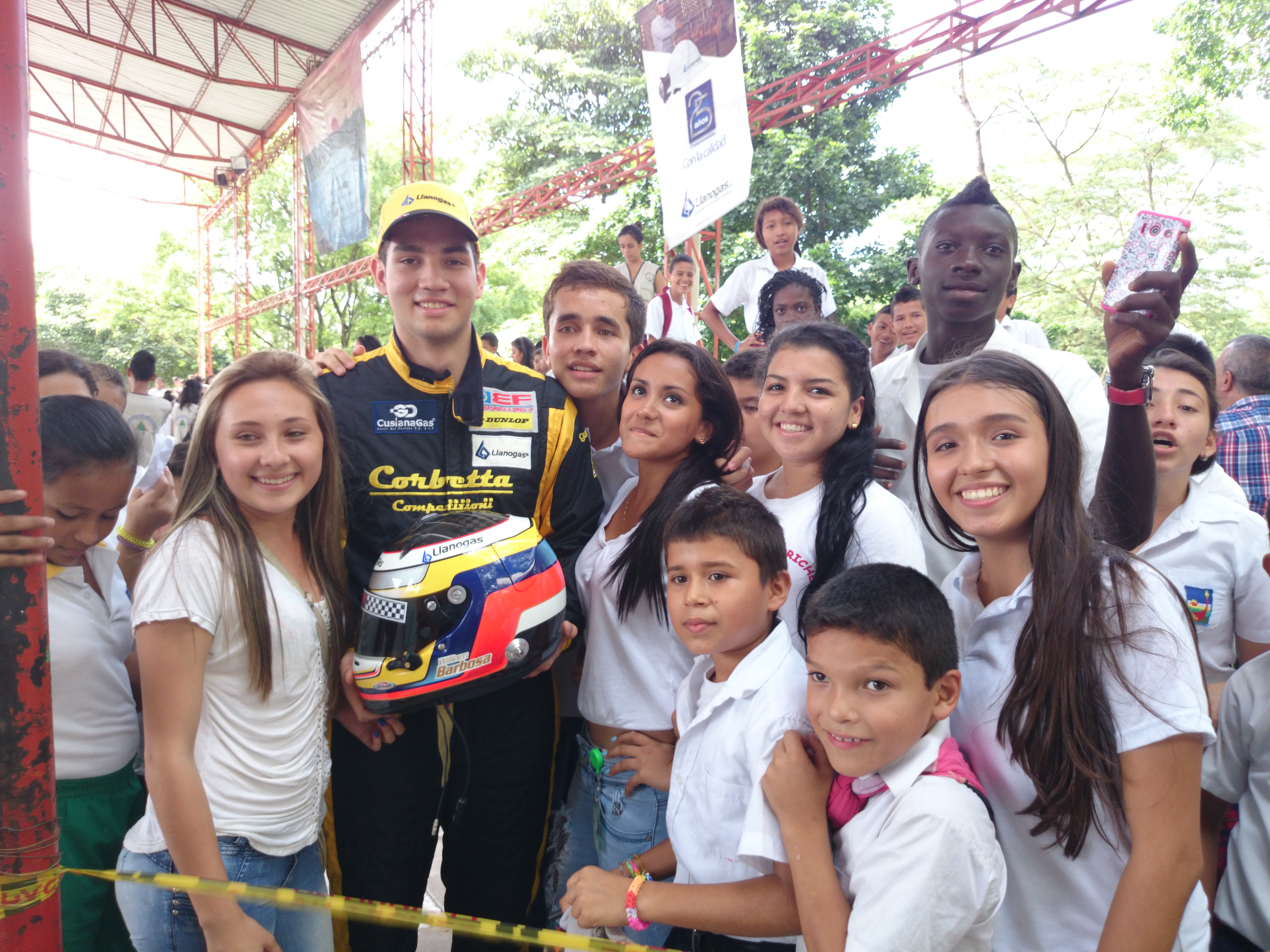 William_Barbosa_G._Institución_Guillermo_Niño_Villavicencio._RSE_Llanogas_Julio_