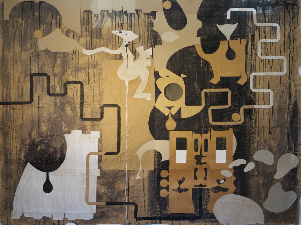 Post industrial mola.Gloria Calderon Sae