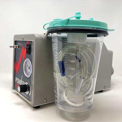Continuous Tabletop Portable Suction Unit (Enclosed)