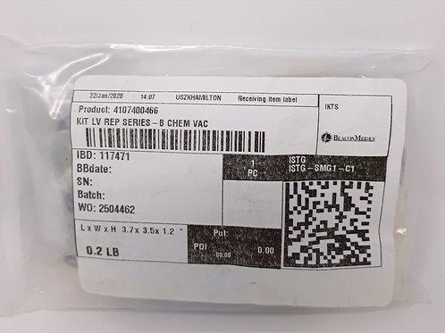 Beacon Series B Latch Valve Repair Kit, Chemetron, Vacuum