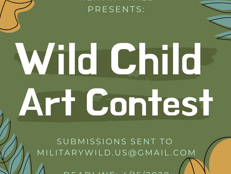 Wild Child Art Contest