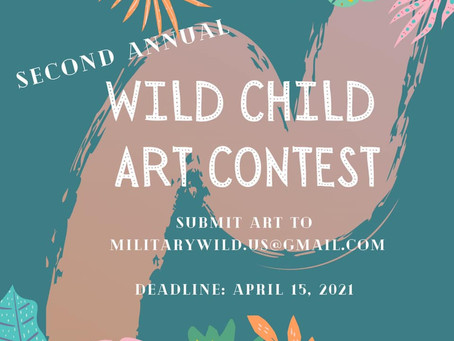 Wild Child Second Annual Art Contest