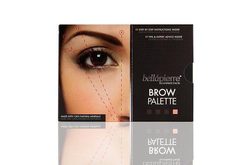 BELLAPIERRE - BROW PALETTE