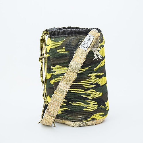 MILITARY BUCKET BAG - city size