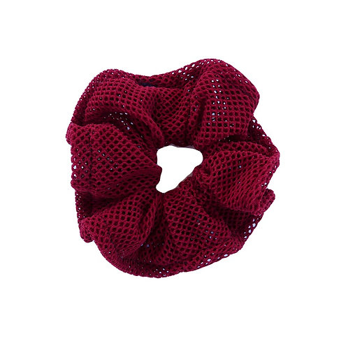 PASSION RED SCRUNCHIES