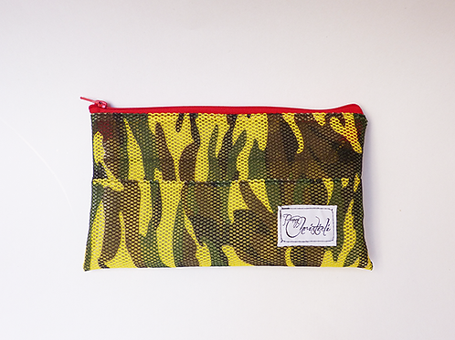 MILITARY ZIPPER CLUTCH