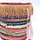Thumbnail: KOURELOU BASKET BAG & RED STRAPS