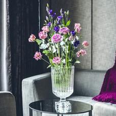 Luxus Blumenvase