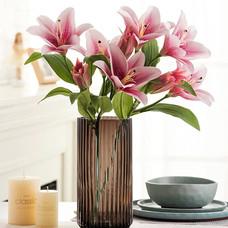 Nordische Blumenvase