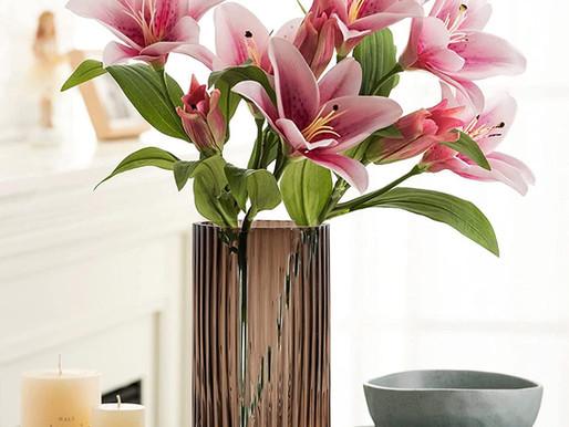 Edle Blumenvasen