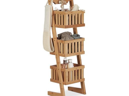Bambus Badmöbel Einrichtungsideen