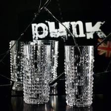 Punk Longdrink 4-teiliges Set