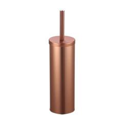 Klobürste in Kupfer Optik