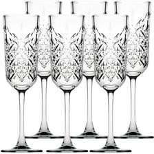 Champagner Glas 6er Set