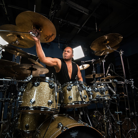 Drummer Jonathan Moffett Goes Viral With FOUR Videos - Over 30 MILLION VIEWS All Over the Internet!!