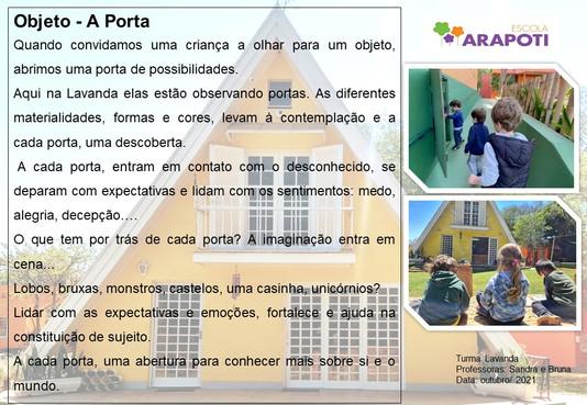 Lavanda - Objeto - A Porta .jpg