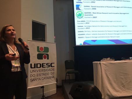 Fórum de Pró Reitores de Pesquisa e Pós Graduação da Região Sul (FOPROP SUL) - Florianópolis/SC