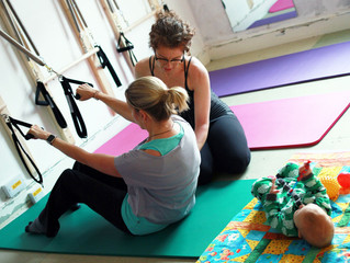 Top 10 Reasons to Practice Pre + Post Natal Pilates