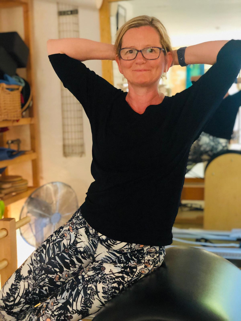 Julie Carter Chapel Allerton Pilates Teacher